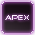 Apex Theme Glow Legacy Purple icon