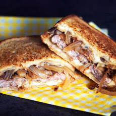 Pork Patty Melts