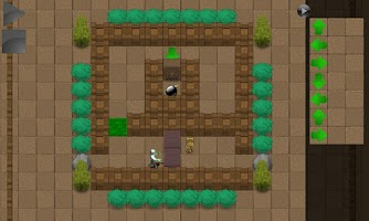Screenshot of Yet another Zombie Game