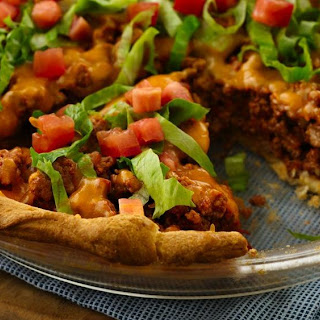 Crescent Roll Taco Bake Recipes