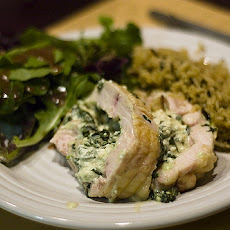 Hunter Wild Rice and Chicken Salad
