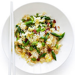 best asparagus egg fried rice recipes yummly read sources stir fried ...