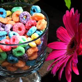 by Dipali S - Food & Drink Ingredients ( food, multicolor, morning, cereal, frosted )