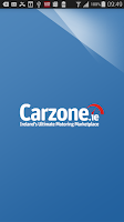 Screenshot of Carzone.ie
