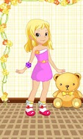 Screenshot of Sweet Fashion Dress Up
