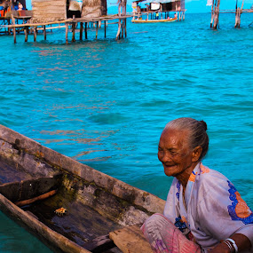 Sea gypsy boat by Zahir Mohd - People Street & Candids