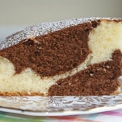 Marble Cake and a lesson in cake making!