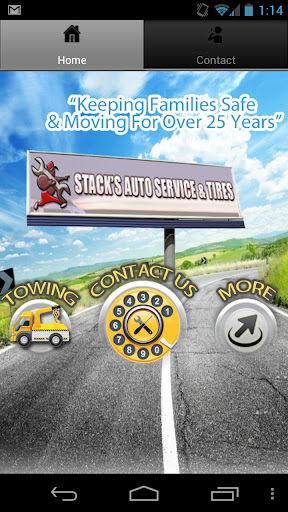 Stack's Auto Service