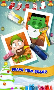 Santa Christmas Shave - screenshot