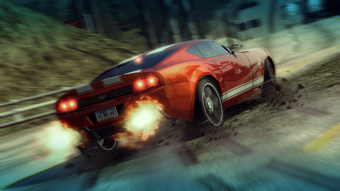 Burnout Paradise with Craig Sullivan