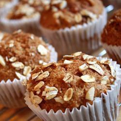 Sweet Potato Honey Muffins