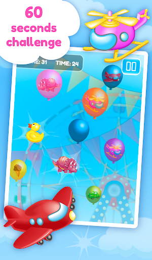 Pop Balloon Kids - screenshot