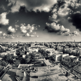 Clouds by Hasnain Rizvi - Landscapes Cloud Formations ( clouds, eos, fisheye, 8mm, 60d, rokinon )