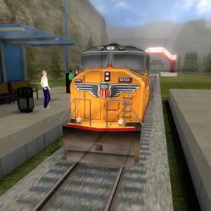 Train Driver - Train Simulator Game For PC / Windows 7/8/10 / Mac – Free Download