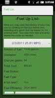 Screenshot of Auto Care