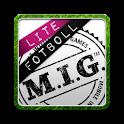 MIG Fotboll Lite - Frågespel icon