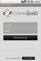 Screenshot of Cobre Grátis