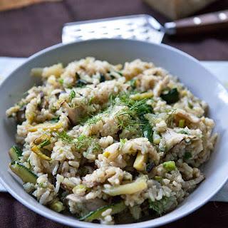 Fennel Mushrooms Zucchini Recipes