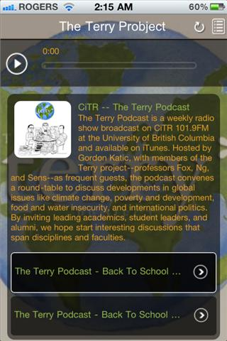 The Terry Project