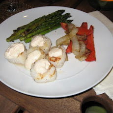 Scallops With Lime Mayonnaise