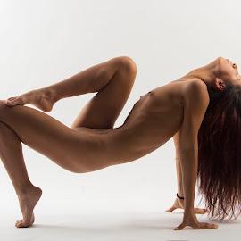 Yoga by La Prairie - Nudes & Boudoir Artistic Nude