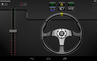 Screenshot of ZenWheels RC Commander
