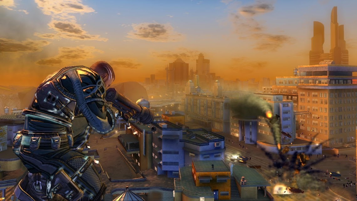[UPDATE] Is a Crackdown 3 announcement incoming?