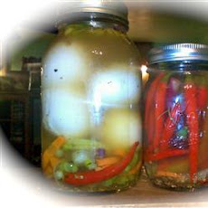 Emily's Pickled Eggs