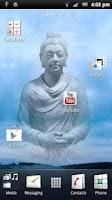 Screenshot of Buddha Live Wallpaper