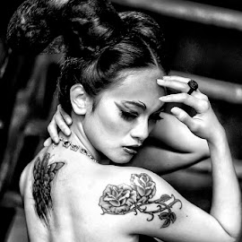 Rosse by Eagle Photoworks - People Body Art/Tattoos