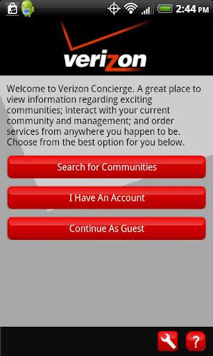 Verizon Concierge