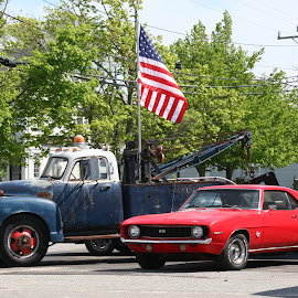 all american by Victor Rodriguez - Transportation Automobiles (  )