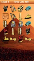 Screenshot of Memory: Egyptian Artifacts