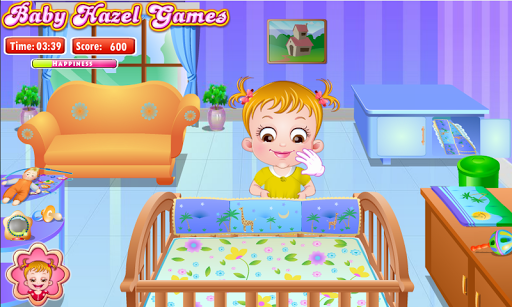 Baby Hazel Newborn Baby - screenshot