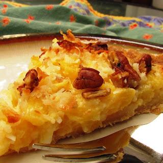 Coconut Pineapple Pecan Pie Recipes