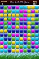 Screenshot of Classic Bubble Game