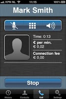 Screenshot of FreeCall - Money Saver