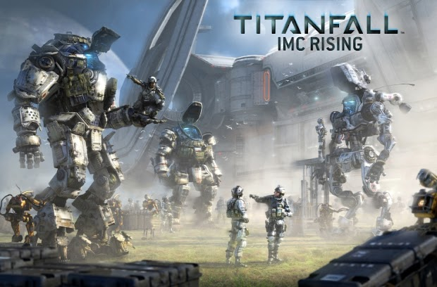 Final piece of Titanfall Season Pass DLC announced, named IMC Rising