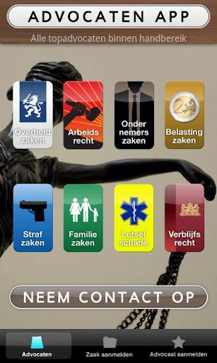 Advocaten App