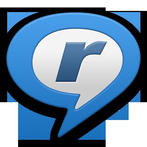 RealPlayer® LOGO-APP點子
