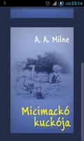 Screenshot of Micimackó, Micimackó kuckója
