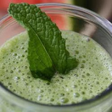 Cucumber Honeydew Smoothie