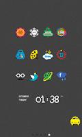 Screenshot of Colorful Cute Lab Dodol Theme