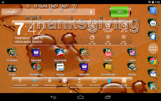 Screenshot of LC Turkey Theme Apex/Go/Nova