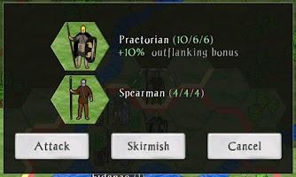 Screenshot of Populus Romanus