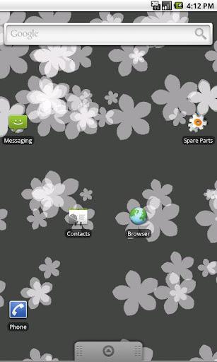 flowers live wallpaper pro