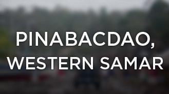 Pinabacdao, Western Samar