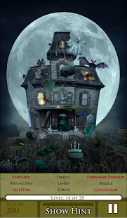 Hidden Object Deluxe Halloween - screenshot