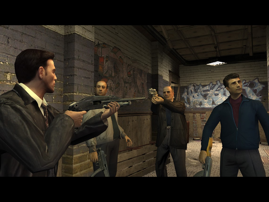 Fox work on Max Payne flick