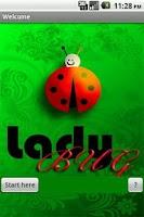 Screenshot of Ladybug Dice